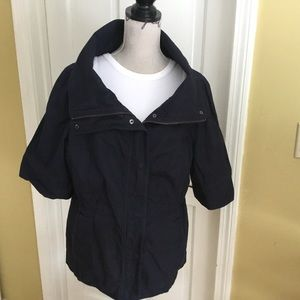 Loft navy blue jacket